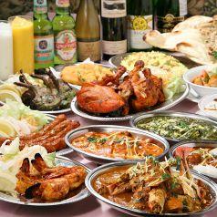 インド料理 シタール 横浜の写真