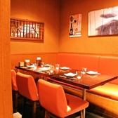大人気の個室☆仲間同士でわいわいとお食事楽しめます!