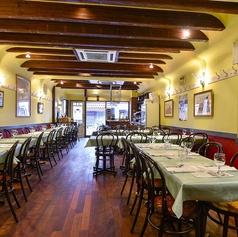 リストランテ カルミネの雰囲気1