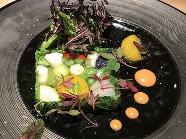 ビストロ お野菜と.のおすすめ料理1