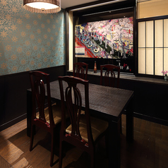 食と酒の隠れ家個室 上野桜木 新横浜 国際ホテル店の雰囲気1