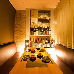 個室 日本酒 せんや 神楽坂本店の雰囲気1