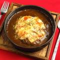 料理メニュー写真鉄板焼きカレードリア