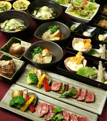 宮崎料理 万作 大名古屋ビルヂング店のコース写真