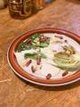料理メニュー写真グリルドシーザーサラダ