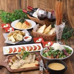肉とチーズの個室酒場 東京ミートチーズ工場 大宮駅店のコース写真
