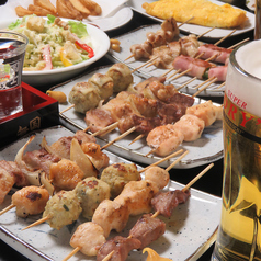 焼き鳥居酒屋のあのおすすめ料理1