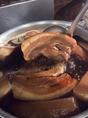 沖縄式の角煮「ラフテー」!二日かけて仕込んでます!!売切れ必至♪