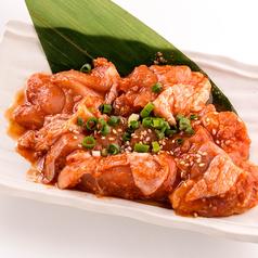 料理メニュー写真若鶏ブルタ(甘辛)