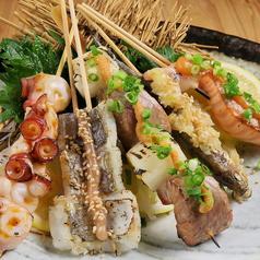 元祖北海魚串 がりやのおすすめ料理1