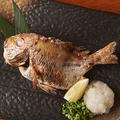 料理メニュー写真日替り魚焼 / 日替り貝焼