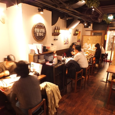 肉バル THANK YOU 栄広小路通り店の雰囲気1