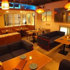 Roof Top Cafe YOKOHAMA ルーフトップカフェの雰囲気1