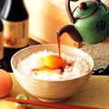 料理メニュー写真「名古屋コーチン」の卵かけご飯