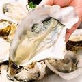 料理メニュー写真北海道厚岸産