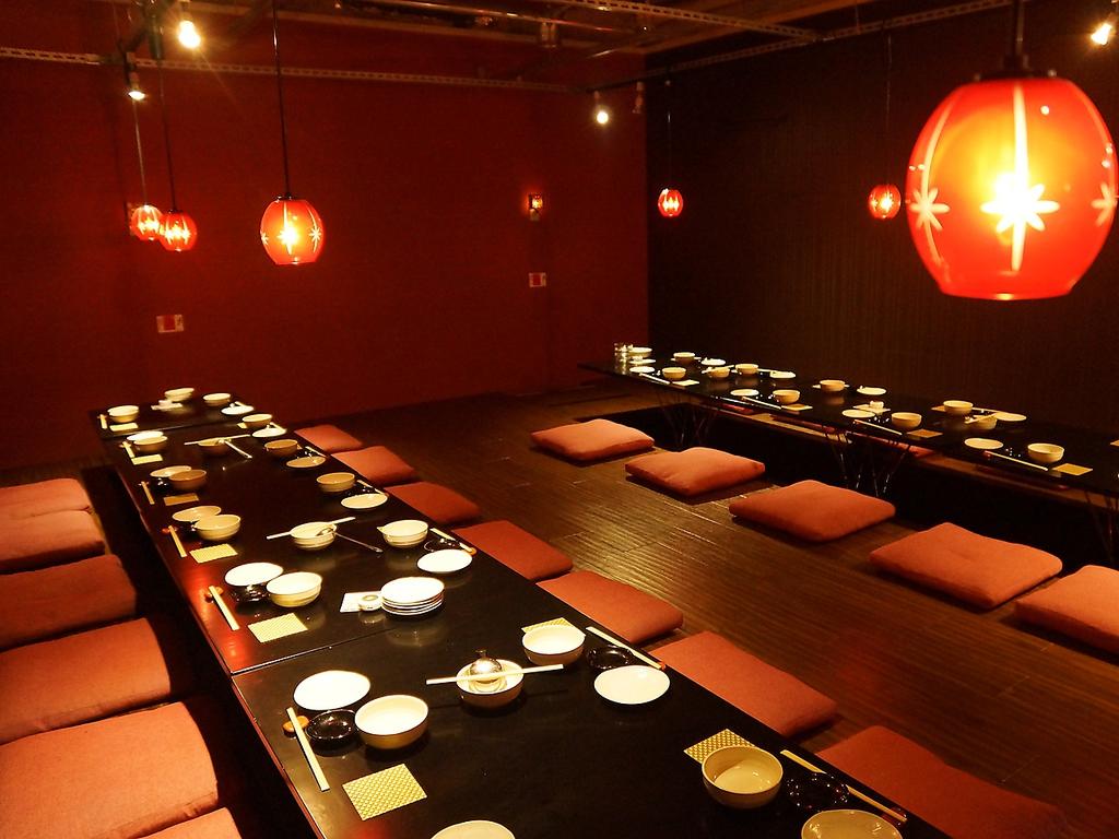 和顔別館 OKARU 和食居酒屋|店舗イメージ1