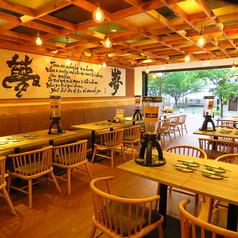 近江屋熟成鶏十八番 錦橋店の雰囲気1