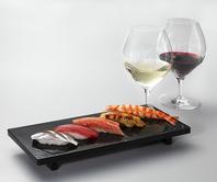 江戸前鮓・会席料理とワインのマリアージュ