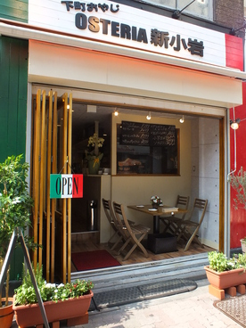 OSTERIA 新小岩の雰囲気1