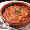 料理メニュー写真トリッパ(ハチノス)のピリ辛トマト煮