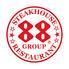 ステーキハウス88 北谷店のロゴ