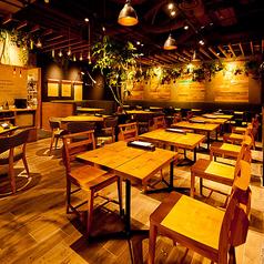 センバキッチン グリーンハウス 梅田 ハービスプラザ店の雰囲気1