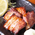 料理メニュー写真城川ベーコン