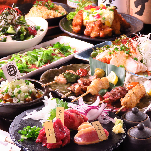 炭火串焼 居酒屋 シロマル 本八幡店 (しろまる もとやわたてん)