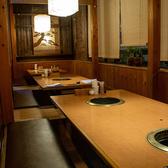 肉屋の炭火焼肉 和平 西岩国店の雰囲気2