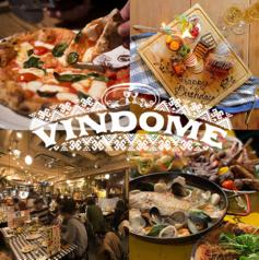 ヴァンドーム VINDOME 仙台の写真