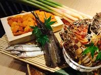 新鮮な天ぷら種を揃えてお待ちしております!