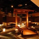 落ち着いた雰囲気の中でゆったりと寛げる和風VIPルームは、接待などの大事なお食事に