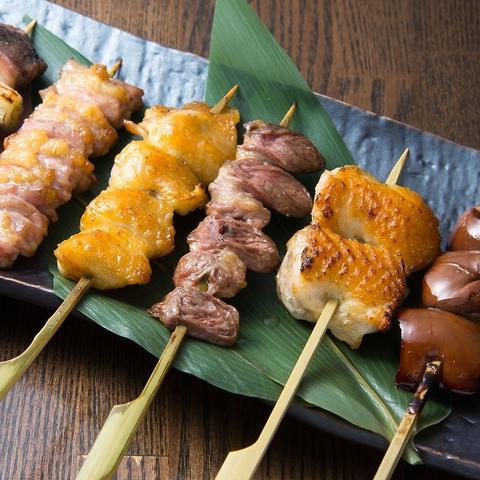 比内地鶏と秋田郷土料理の専門店♪完全個室のご用意もございます。