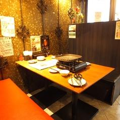 韓菜バル アジャアジャの雰囲気1
