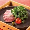 料理メニュー写真<埼玉県>浜田商店 あい鴨塩ロース