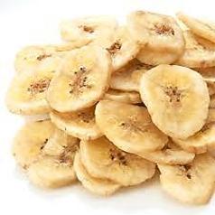 ●バナナチップス
