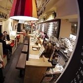 フレッシュな樽生ワインは、赤 白 泡と3種類!その他にも珍しい国のワイン、手に入らないワイン、自然派ワインと多数取り揃えております!賑やかな雰囲気の店内、カウンターで楽しいひと時をお過ごしください!【名駅 イタリアン】