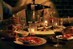 Pizzeria オールドクロウ OLD CROWのコース写真