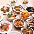 タパス(小皿料理)充実♪みんなでつつきながら様々な種類を試してみて下さい!おひとり様も愉しんで頂けます♪