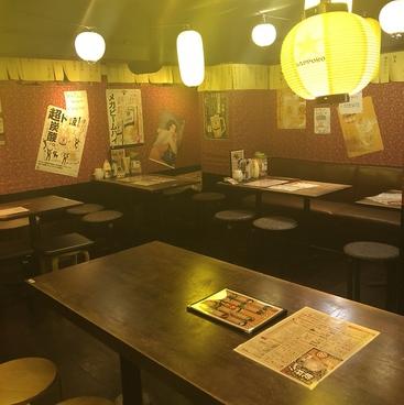 それゆけ 鶏ヤロー 早稲田大学店の雰囲気1