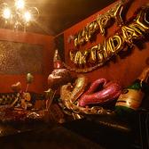 【VIP個室】4486で大人気のVIP個室は2名~最大10名までご利用可。カラオケ付きソファー席完備の空間はプライベート感たっぷり!!誕生日・女子会・合コン・歓送迎会などにオススメ!!