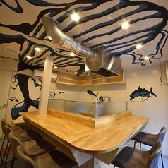 焼鮪専門店 B/FISH ビーフィッシュの特集写真