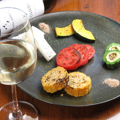 鉄板焼きとワイン F.L.a.Tの写真