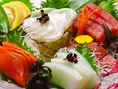 新鮮な食材を使用したお料理はどれも絶品!