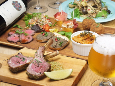 ON THE TABLE by Goodbeer faucetsのおすすめ料理1