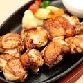 料理メニュー写真桜姫鶏のギリシャ風 串焼き~アンデスの紅塩で~