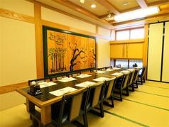 ご家族やご友人同士の会食から、小規模な宴会などにお勧めのお座敷個室をご用意しております。