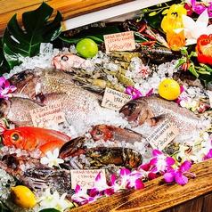 BALI THE DAY イカンバカールのおすすめ料理1