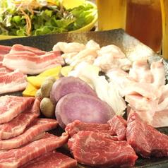 肉菜工房 うしすけ お台場デックス東京ビーチ店のコース写真