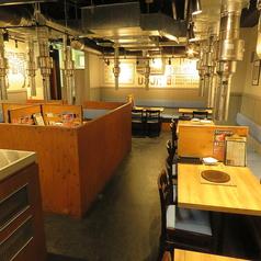 ウシハチJr 竹の塚店の雰囲気1